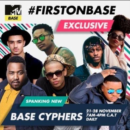 DOWNLOAD: MTV Base Cypher: New Skool ft Rouge, Maraza, Priddy Ugly