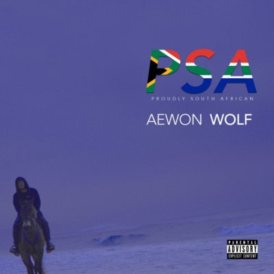 Aewon Wolf – Proudly South African