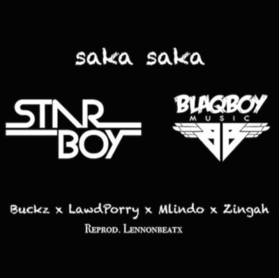 DOWNLOAD mp3: Blaqboy - Saka Saka ft  DJ Maphorisa, Mlindo