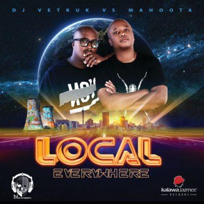 DOWNLOAD mp3: DJ Vetkuk & Mahoota – Commander ft  Professor, Mr Luu
