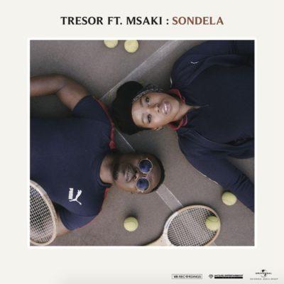 DOWNLOAD mp3: Tresor - Sondela ft  Msaki - Fakaza