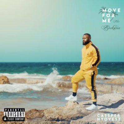 DOWNLOAD mp3: Cassper Nyovest – Move For Me ft  Boskasie