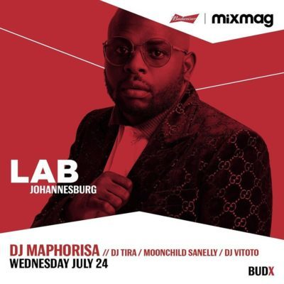 Mp3 Download: DJ Maphorisa - Amapiano & Gqom Takeover in The Lab Johannesburg