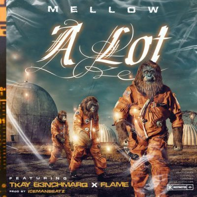 Mellow - A Lot ft. Flame & Tkay B3nchmarq