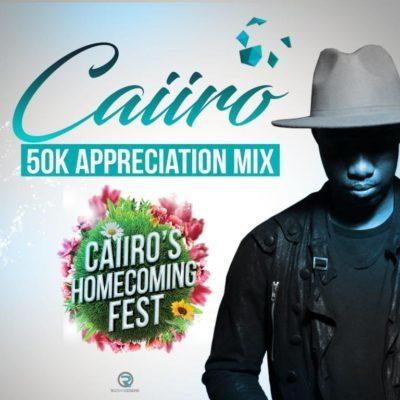 Download mp3: Caiiro - 50k Appreciation Mix
