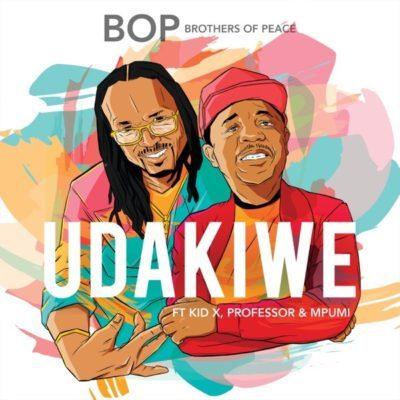 DOWNLOAD mp3: Brothers of Peace - Udakiwe ft. Kid X, Professor & Mpumi