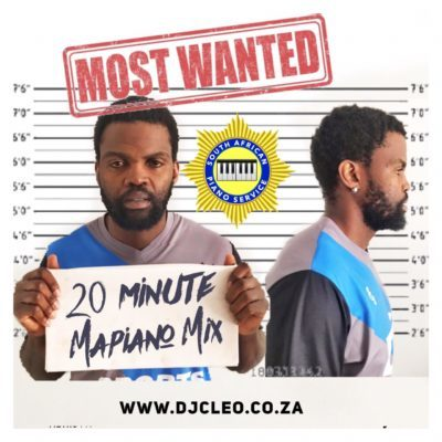 Download mp3: DJ Cleo – 2019 Spring Mapiano Mix