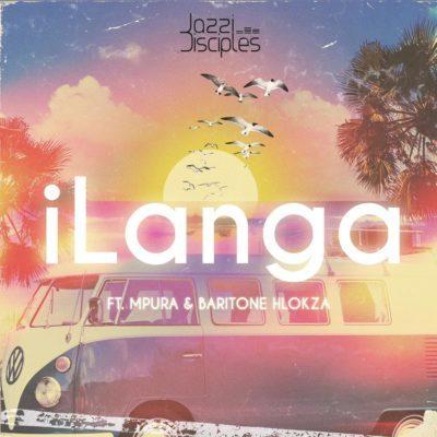DOWNLOAD MP3: JazziDisciples - iLanga ft. Mpura & Baritone Hlokza