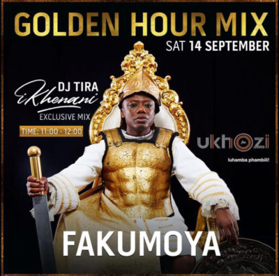 DOWNLOAD MP3: DJ Tira - Ukhozi FM Golden Hour Mix