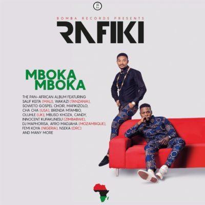 Rafiki - Ke Nyaka Yole ft. Mafikizolo
