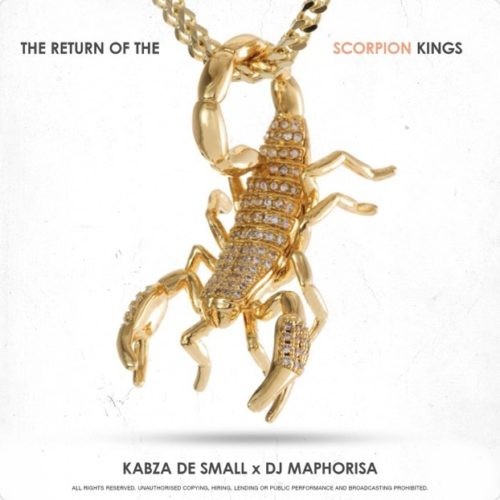 ALBUM: DJ Maphorisa & Kabza De Small - The Return of Scorpion Kings