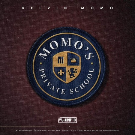 Kelvin Momo - Blue Moon ft. Mhaw Keys & Howard