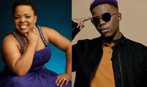 Rebecca Malope cracks the net with her version of Tellaman's ...