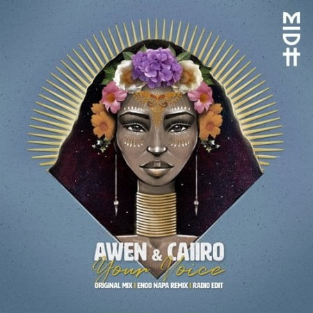 Caiiro & Awen – Your voice (original mix)