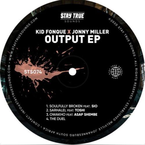 Kid Fonque & Jonny Miller – Sarhalel ft. Toshi