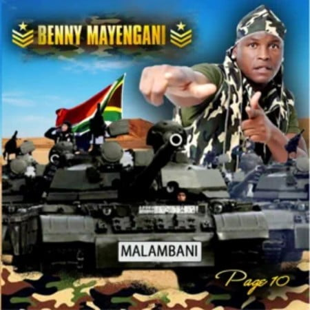 Benny Mayengani brings a new album project to the world titled Malambani.