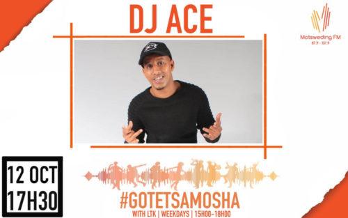 DJ Ace - Motsweding FM (Festive Mix)