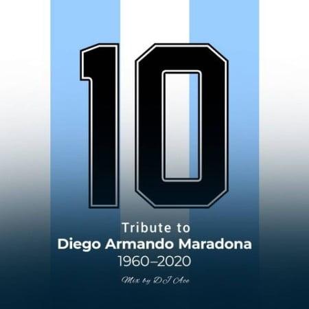 DJ Ace – Tribute To Diego Maradona (Slow Jam Mix)