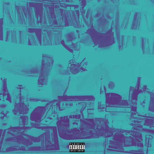 Da L.E.S - Caution To The Wind (Album Tracklist + Cover)