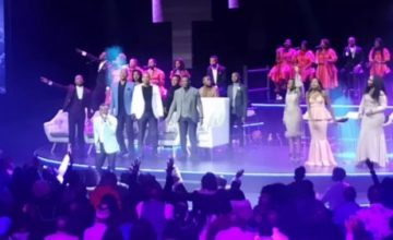 Spirit Of Praise - Make A Way ft. Mmatema (Kaya Soul Inspired Concert 2020)