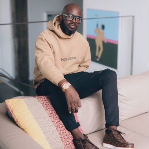 Black Coffee admires DJ Maphorisa's unveiled talented artist