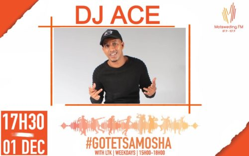 DJ Ace - Motsweding FM (Amapiano Mix)