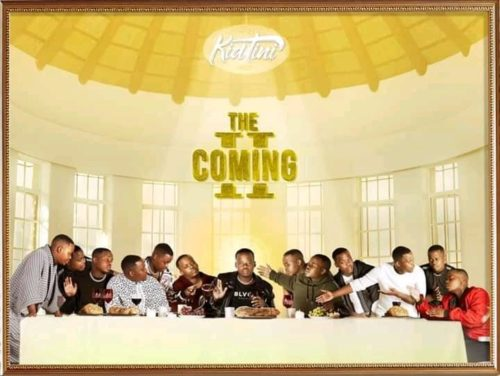 Kid Tini - The Second Coming (Album tracklist + Cover)