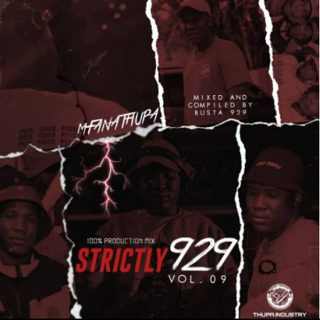 Busta 929 - Strictly 929 Vol. 09
