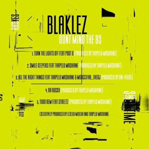 blaklez tracklist