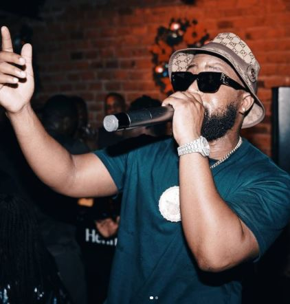 Cassper Nyovest requests for Sponono visual