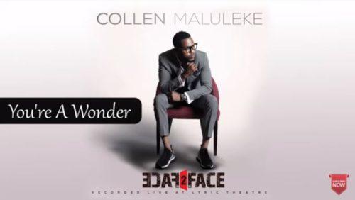 Collen Maluleke - You're A Wonder