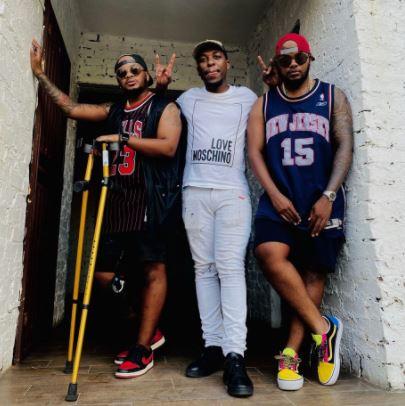 Major League DJz postpone Balcony mix with De Mthuda