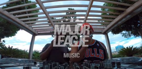 Major League & Mr JazziQ - Amapiano Live Balcony Mix Africa (S2 EP1)