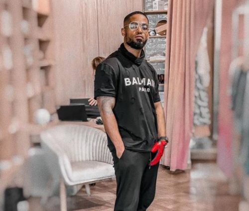 """Prince Kaybee throws it back to his """"best selling album"""""""