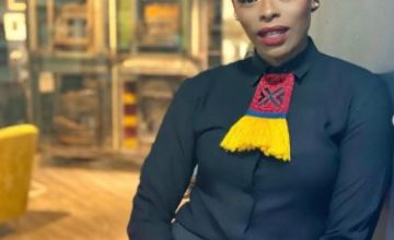 Unathi throws it back to her record at SAMA #WCW