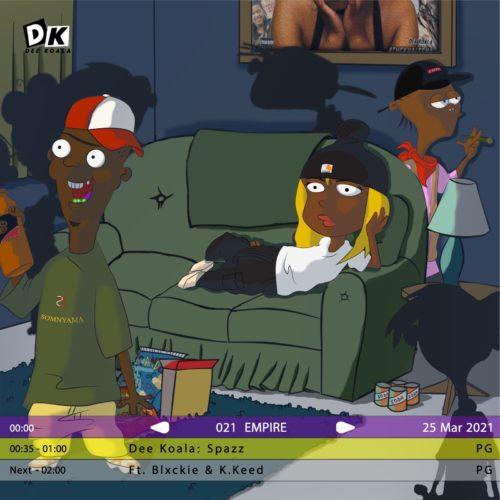 Dee Koala - Spazz ft. Blxckie & K. Keed