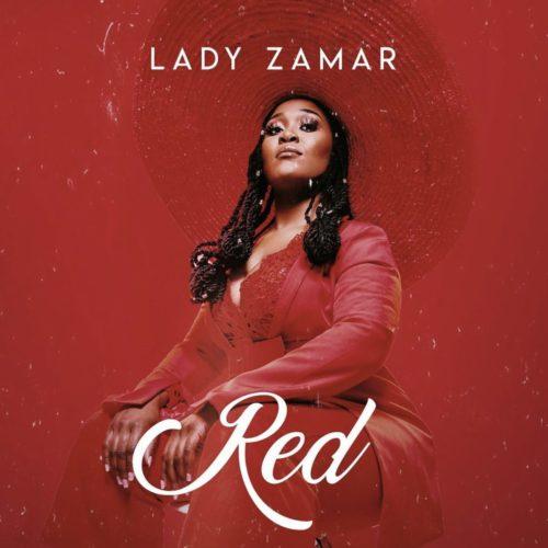 EP: Lady Zamar – Red