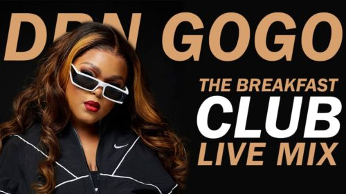 DBN Gogo – The Breakfast Club Mix (Live At Brunch)