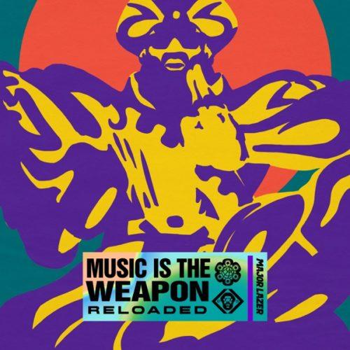 Major Lazer - Hands Up ft. Moonchild Sanelly & Morena Leraba