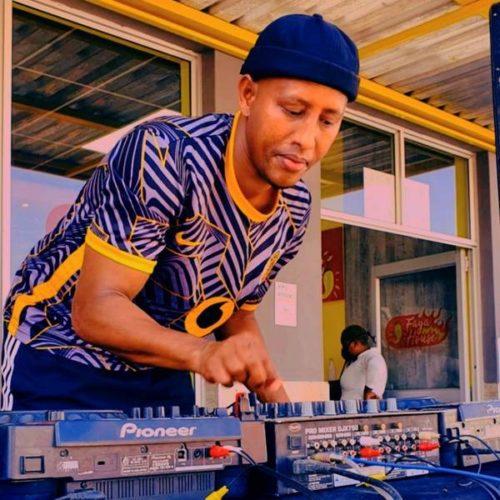 DJ Ace - Mogodu Monday (Link Up Mix)