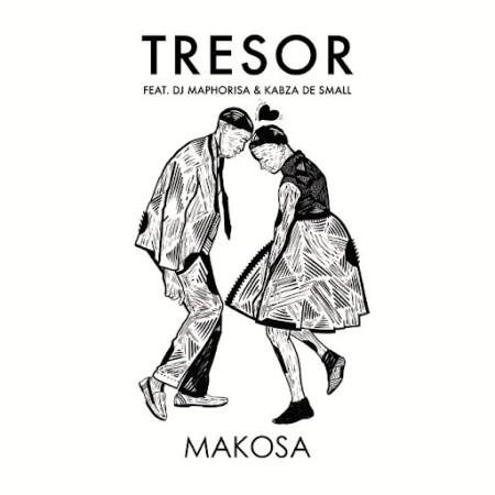 Tresor - Makosa ft. DJ Maphorisa & Kabza De Small